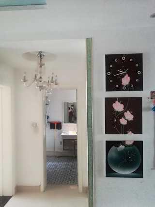 出租商河玫瑰园小区2室2厅1卫精装修